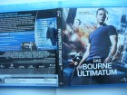 Das Bourne Ultimatum ...  Matt Damon ...  Blu - ray  !!!