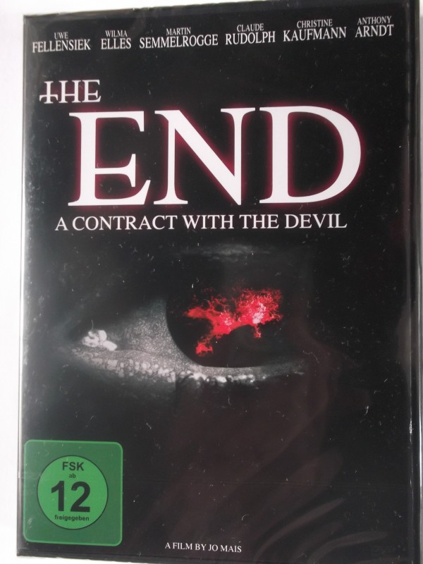 The End - Contract with the Devil - Satan und Antichrist