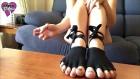 Fußnägel - Der zweite Anstrich
