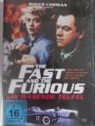 The Fast and the Furious - Der rasende Teufel - Autorennen