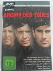 Archiv des Todes - Komplette Serie - Weltkrieg Mitic, Blume