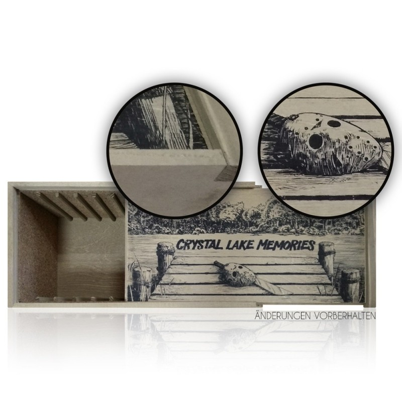 Crystal Lake Memories - Wooden Box + Mediabook [Blu-ray]