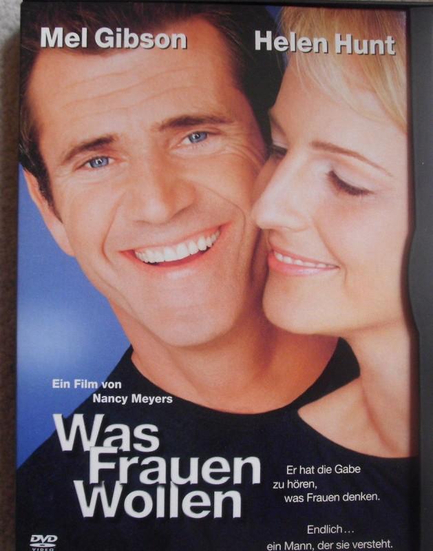 Was Frauen wollen - Mel Gibson, Helen Hunt - Snapper