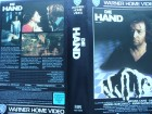 Die Hand ... Michael Caine, Andrea Marcovicci  ... VHS  !!!