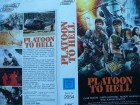 Platoon to Hell ... Clive Woods, Baird Stafford .. VHS