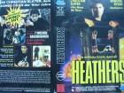 Heathers ... Christian Slater, Winona Ryder ...VHS .. FSK 18