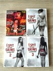 I SPIT ON YOUR GRAVE 1,2,3,+REMAKE LIM.MEDIABOOKS B UNRATED