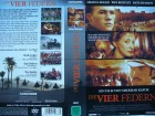 Die vier Federn ... Heath Ledger, Wes Bentley ... VHS