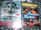 DRAGON MASTER UNCUT WMM DVD + DEATH SHIP UNCUT WMM DVD NEU