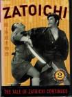 The Tale of Zatoichi Continues - Shintaro Katsu - DVD Neu