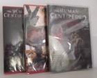 3 Filme Box- The Human Centipede 2+3 - DVD