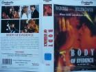 Body of Evidence ... Madonna, Willem Dafoe  ... VHS