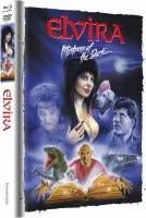 Elvira - Mistress of the Dark- Mediabook Cover C