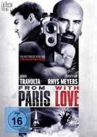 From Paris with Love DVD Gut