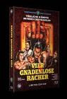 Vier gnadenlose Rächer - BD/DVD Mediabook - Lim 1000 OVP