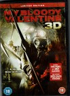 My Bloody Valentine 3D (Uncut UK Import, 2D+3D + 2 Brillen)