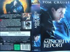 Minority Report ... Tom Cruise, Colin Farrell ... VHS
