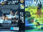 The Way We Are ... Peter Dobson, Bill Cusack   ...  VHS