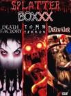 Splatter Boxxx Vol. 1 - 3 Horrorfilme Schuber