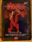 Godzilla gegen Frankensteins Höllenbrut DVD (S)selten!