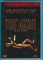 The Game - Special Edition DVD Michael Douglas NEUWERTIG