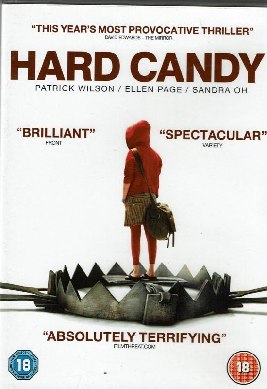 Hard Candy - Ellen Page, Patrick Wilson - UK Import, OF