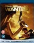 Wanted - Bestimme dein Schicksal - James McAvoy - Blu Ray
