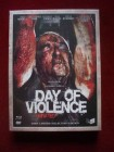 Day of Violence, unrated, 4 Disc- Limited Edtion, NEU+OVP