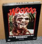 WOODOO Schreckensinsel d. Zombies - Mediabook Cover B OVP