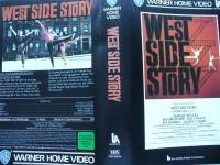 West Side Story ... Natalie Wood, Richard Beymer ... VHS