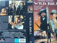 Wild Bill ... Jeff Bridges, Ellen Barkin, John Hurt ...VHS