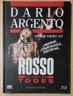 Rosso - Die Farbe des Todes - Blu Ray Mediabook