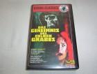 Das Geheimnis des gelben Grabes -VHS-