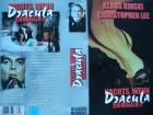 Nachts, wenn Dracula erwacht ... Christopher Lee  ...   VHS