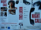 Night Call ... Shanna Reed, Tracy Nelson ...  VHS
