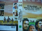 O Brother, Where Art Thou ? ... George Clooney  ... VHS