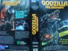 Godzilla der Urgigant ... Kunihiko Mitamura  ... VHS