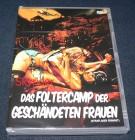 Foltercamp der geschändeten Frauen DVD - Neu - OVP -