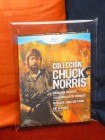 4 BluRay`s: Chuck Norris Collection (1983-1986) MGM