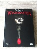 WISHMASTER 1 - LIM.MEDIABOOK A  NR.239/555 - UNCUT