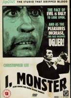 I, Monster -  Christopher Lee, Peter Cushing, Amicus
