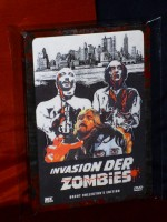Invasion der Zombies (1974) XT Video Metalpak 3D Holocover]