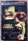 WOLF Creek - 84' - Signiert - Limitiert - OVP