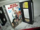 VHS - Der Killer in der Botschaft - Max von Sydow - VMP
