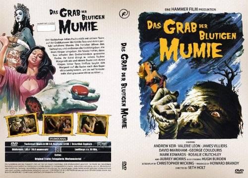 Das Grab der blutigen Mumie(Retro)gr.Hartbox 097/111