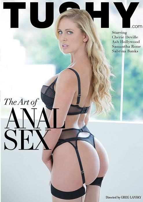 Tushy -- The Art of a**l Sex