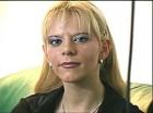 Blonde Nicole, total freches Gesicht und so verfickt
