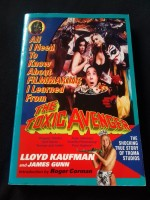 ♞BUCH - All I need to know about Filmmaking (Troma)