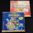 ♞2CDs - O.S.T. - Digimon - Vol. 1+2 (One Piece,Anime)