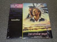 LD LASERDISC /// Der mit dem Wolf tanzt // Deutsch Pioneer